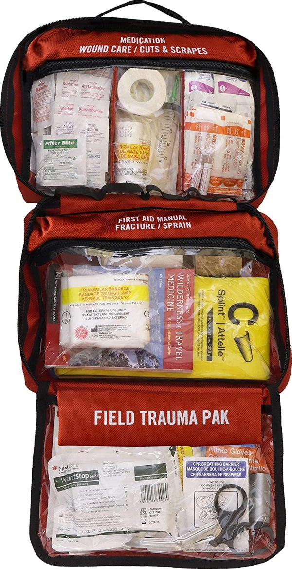 Adventure Outdoor Medical Kit
