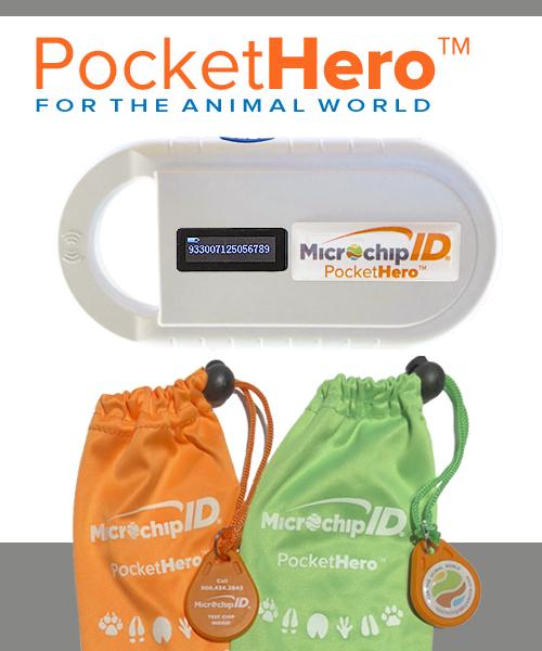 POCKET HERO™ Scanner