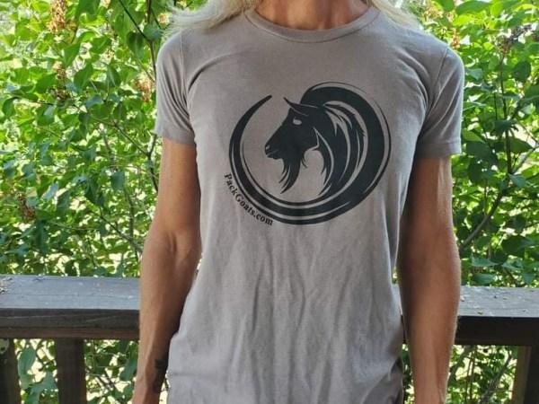 Goat Head T-Shirt Womens