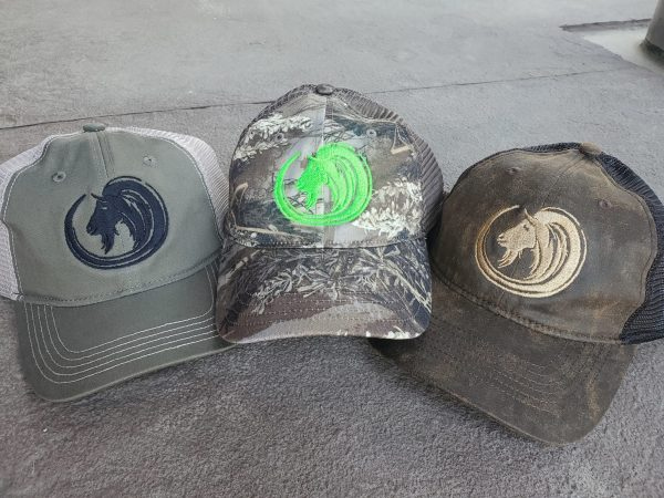 Realtree Mossy Oak Camo Pack Goat Hat