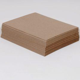 8 1/2×11″ Heavy Duty 30 pt. Chipboard Pad (750/case) $57.8/piece