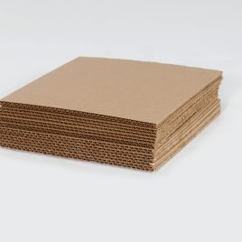 7 7/8×7 7/8″ Corrugated Layer Pad $0.1/piece