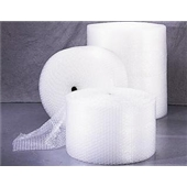 FINAL SALE: 3/16″ 48″x500` Slit 12″ Small Bubble …(4 rolls/bundle) $109.58/roll