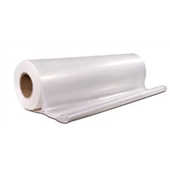 8'x100` 4 Mil Heavy-Duty Clear Poly Sheeting $39.39/piece