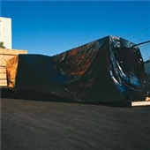 16'x100` 6 Mil Heavy-Duty Black Poly Sheeting $121/piece