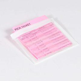 7×5 1/2″ Clear Face Document Envelope (1000/Case) $40.36/piece