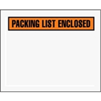"6 1/2 x 5 "" Panel Face Packing List Envelope (1000/Case) $38.98/piece"