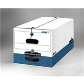 Bankers Box® String and Button Box – 24x15x10″  Legal Size – #FEL0070501 (12/case) $138.02/piece