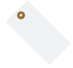 #5 4 3/4″x2 3/8″ Tyvek® Shipping Tags – Unwired (1000/case) $78.82/piece
