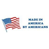 #DL1665  2×6″  Made In America by Americans Label $13.91/piece