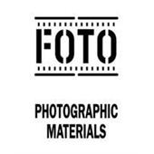 #DL4300  3×4″  FOTO Photographic Materials Label $13.91/piece