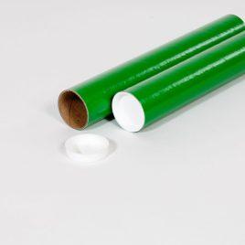2×9″ Green Tube (50/Case) $37.52/piece