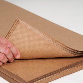 48″x300` 60# Indented Kraft Paper Rolls $29.82/piece