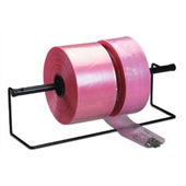 4″ X 500` 6 Mil Pink Heavy-Duty Anti-Static Poly Tubing $62.37/piece