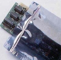 12×30″ Grey Reclosable Static Shielding Bags (100/case) $168.93/piece
