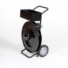 Heavy-Duty Steel+Poly Strapping Cart with Strap Troller for Oscillated Wound Strap- MIP6100/EP3200 $377.89/piece