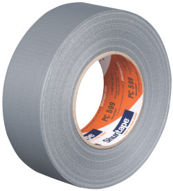 2″x60 yds. (48mmx55m) 9 Mil Silver Cloth Duct Tape (24/Case) $139.88/piece