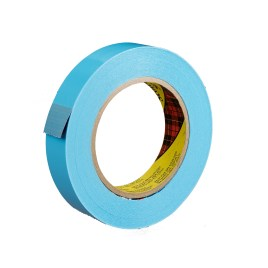1″x60 yds. 4.6 Mil Blue 160lbs Tensile Strength 3M #8898 Scotch® Polypropylene Stapping Tape (36/case) $267.83/piece