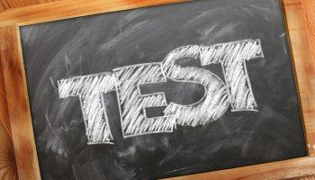 Test Chalkboard