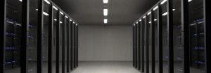 Photo of server racks by Manuel Geissinger from Pexels