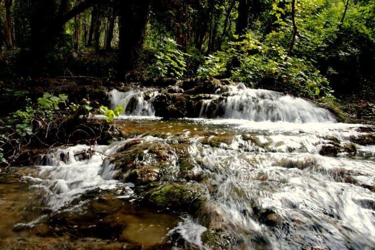 The beauty of Krka National Park in Croatia
