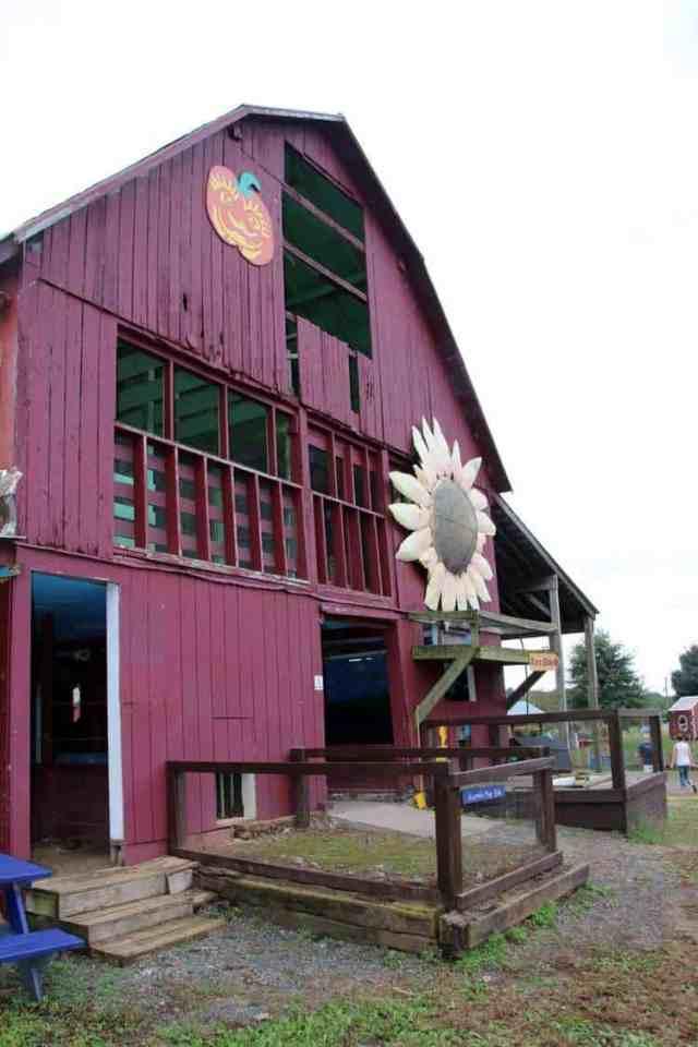 Cox Farms Barn