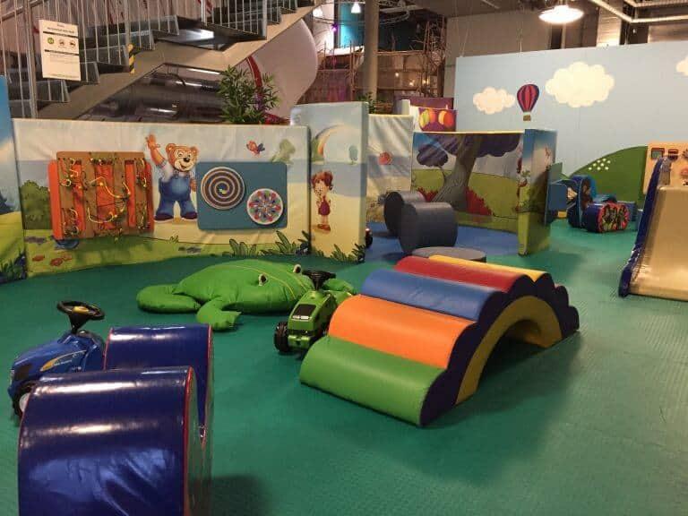 Toddler zone at sensapolis, Stuttgart
