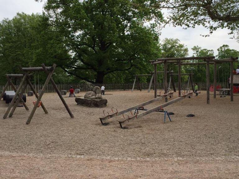 Killesburg Park, Stuttgart