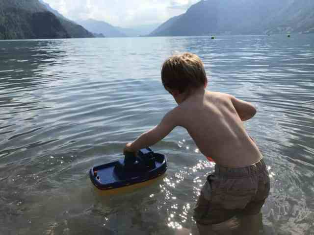 Lake Brienz, Interlaken