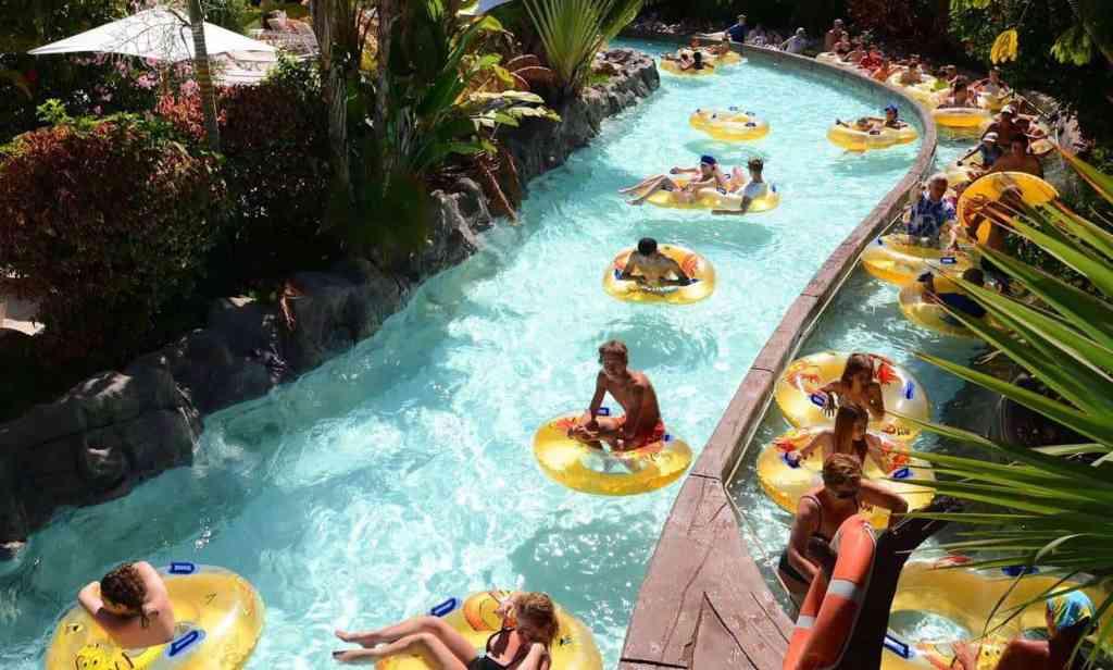 Siam Water Park Tenerife, Spain
