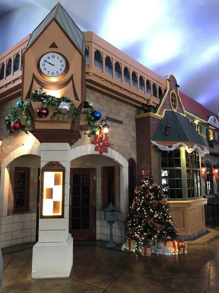 Village Vacances Valcartier Quebec, Canada restaurants