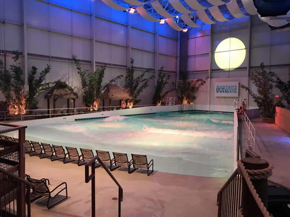 Bora Parc Valcartier Wave pool