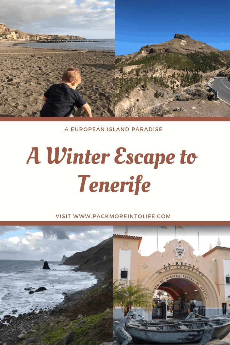 Visit Tenerife, Spain