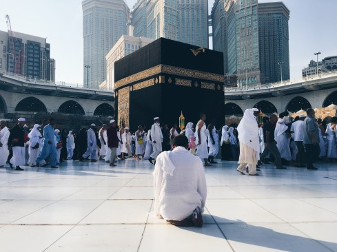 """""""Whenever you're alone remind yourself that the Almighty has sent everybody away so that it's only you and Him"""" - Muftimenk."""
