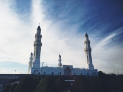 Masjid Quba - one of the oldest mosque in the world