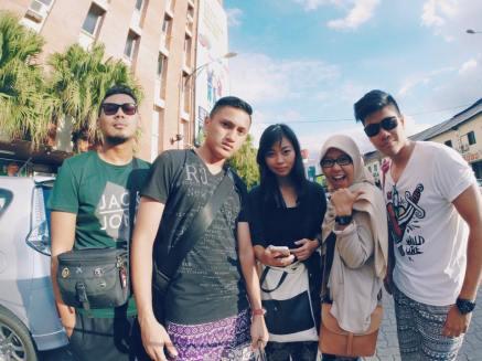 Malaysia, Johor Bahru 2015