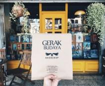 A quaint little bookshop