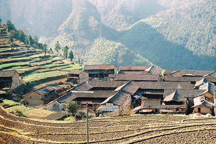 仙居公盂村-華東的香格里拉