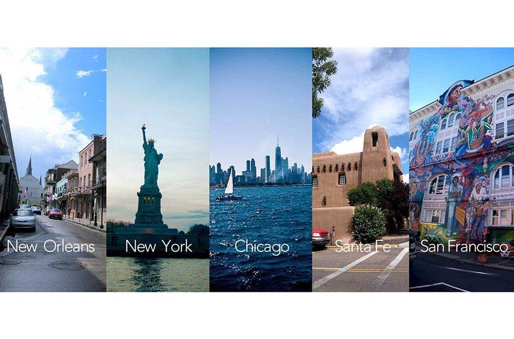 誰說美國沒文化?探索 美國文化 必去的五個城市