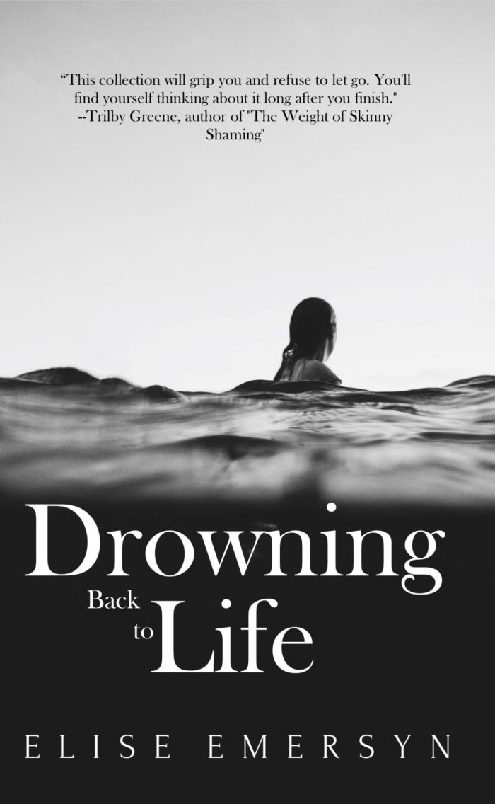 Drowning Back to Life book front cover