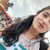 Leslie Malaver tirado ( culona peruana) + facebook