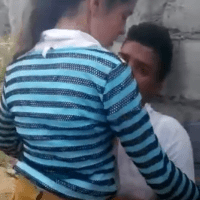 Video Amater de unos morros cochando al salir de prepa.!