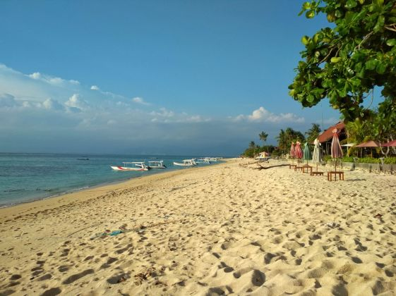 Beach in Lembongan