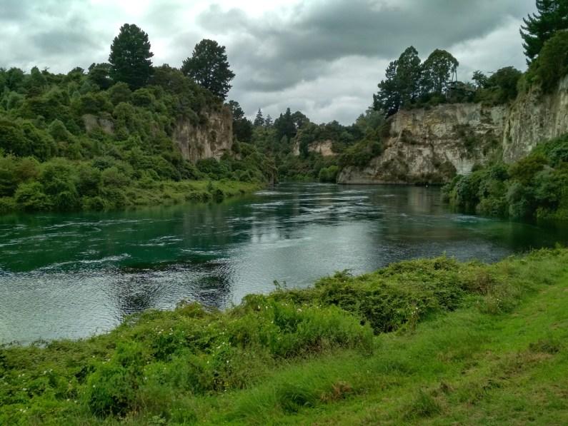 Canyon near Taupo