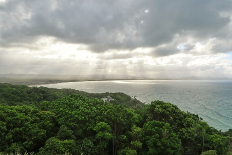 View from the light house