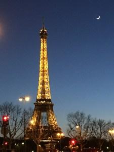 Eiffel Tower Weekend in Paris