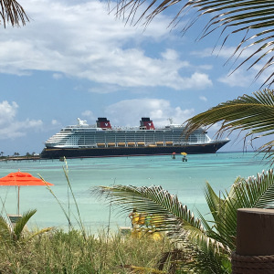 Disney Cruise Line family vacation