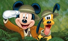 Disneyland Magic Hour