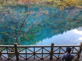Tiger Lake, Shuzheng Valley 老虎海树正沟