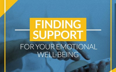Finding support  for your emotional well-being
